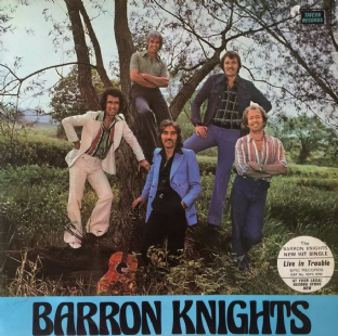 Barron Knights (The) - The Barron Knights (12th Album) (LP) (Signed) (G/VG)